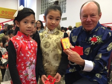 Lunar New Year Carnival at Mary Help of Christians Chinese Catholic Parish