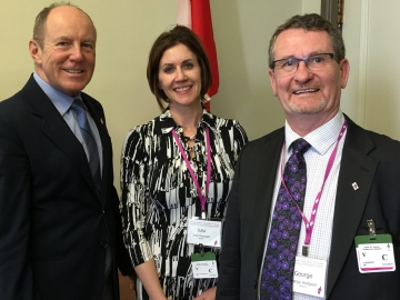 Kerry meeting with Albertans from the Insurance Brokers Association