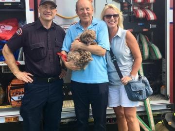 At Pets in the Park- Walk or Fun Run - June 24, 2018