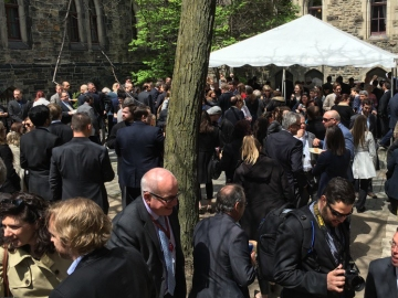 BBQ Fundraiser for Fort McMurray on Parliament Hill