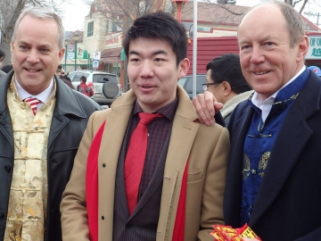 Chinatown and Area Business Association Lunar New Year Celebration