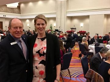 Christian Embassy of Canada's 34th annual Christmas Dinner - Nov 27, 2017