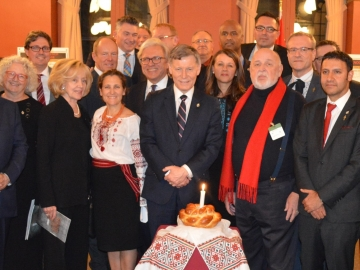 Commemoration of the Holodomor