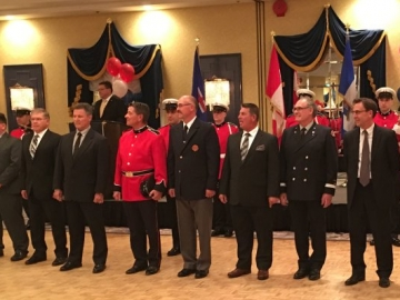 Edmonton Fire Fighters' Union Annual Retirement Banquet