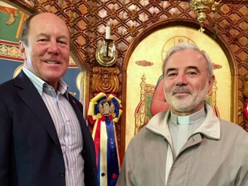 Edmonton's historic Romanian Orthodox Church, St. Constantin and Elena 5