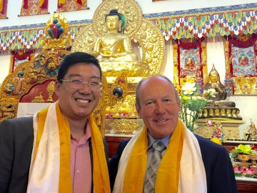 Grand Opening of the Centre for Tibetan Buddhist Studies