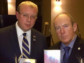 Holodomor Commemoration with Ambassador Andriy Shevchenko _ Nov 20, 2017
