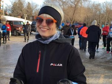 Hypothermic Half Marathon