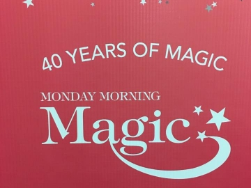K-Days Monday Morning Magic - July 24, 2017