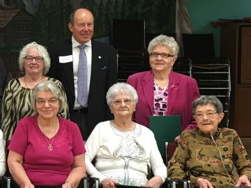 NW Edmonton's Senior Society March Birthdays
