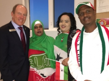 Somaliland 25th Independence Celebration