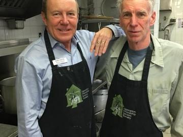 With Matt Etherington of Operation Friendship Seniors Society - April 10, 2018