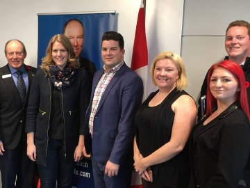 Youth Jobs Roundtable at NAIT