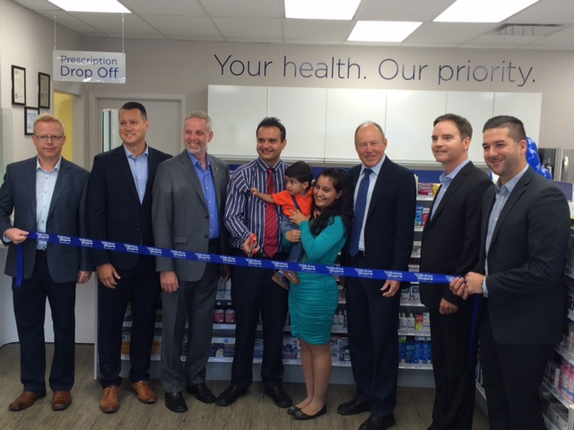 Medicine Shoppe Pharmacy Ribbon Cutting