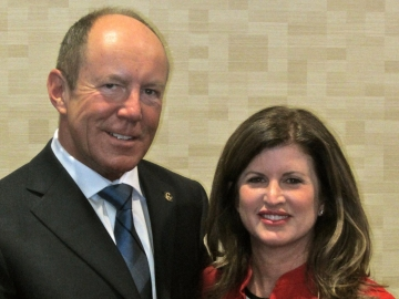 Kerry Diotte & Rona Ambrose, MP