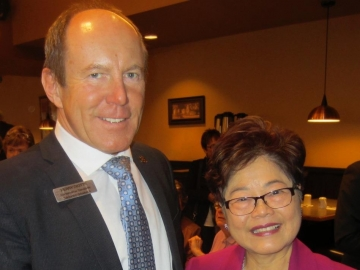 Kerry Diotte & Alice Wong, MP