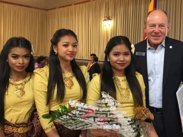68th Anniversary Commemoration - Khmer Canadian Buddhist Cultural Association - June 17, 2017