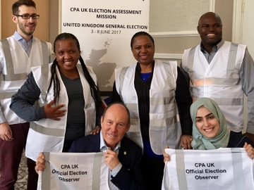 Commonwealth UK election assessment mission - June 2017