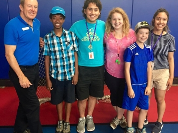 Excellent to see the fine work being done at the Boys & Girls Clubs Big Brothers Big Sisters of Edmonton - July 30, 2018