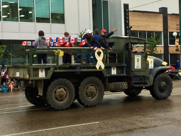 K-Days Parade - July 21, 2017
