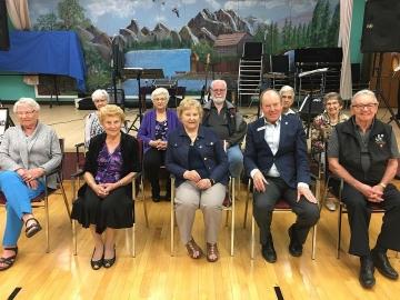 North West Edmonton Seniors Activity Centre June Birthdays celebrations - June 1, 2018