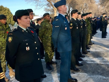 Remembrance Day - Nov 11, 2017